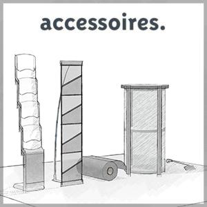 accessoires de stands