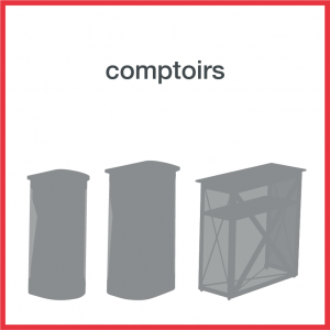 display comptoirs