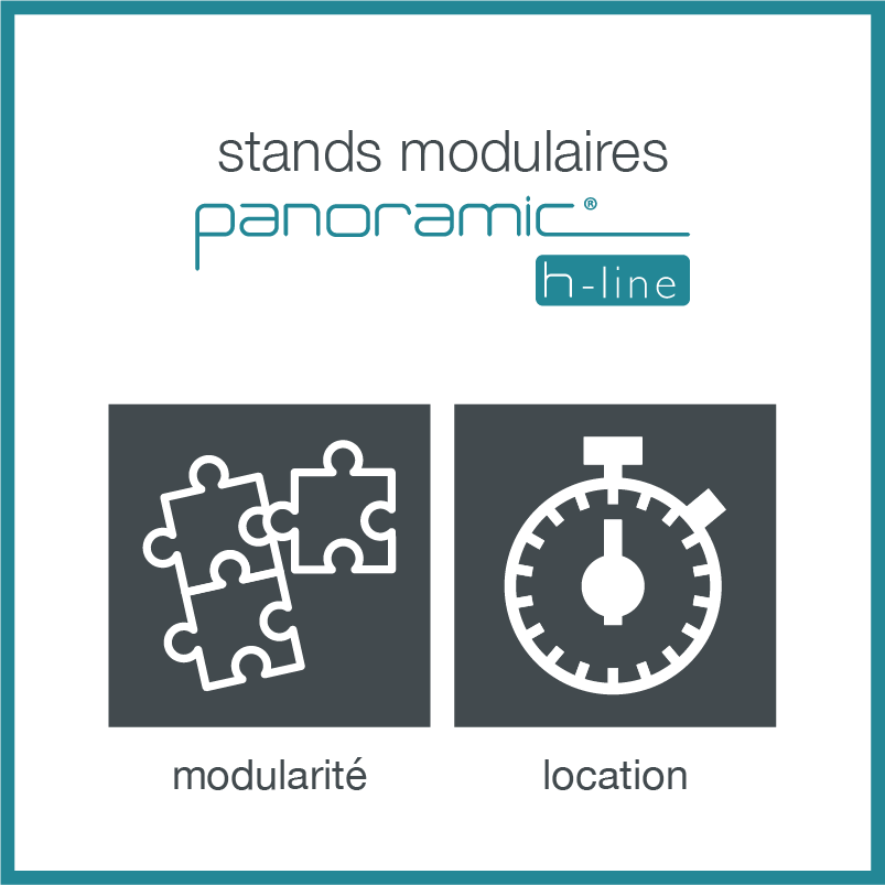stands modulaires