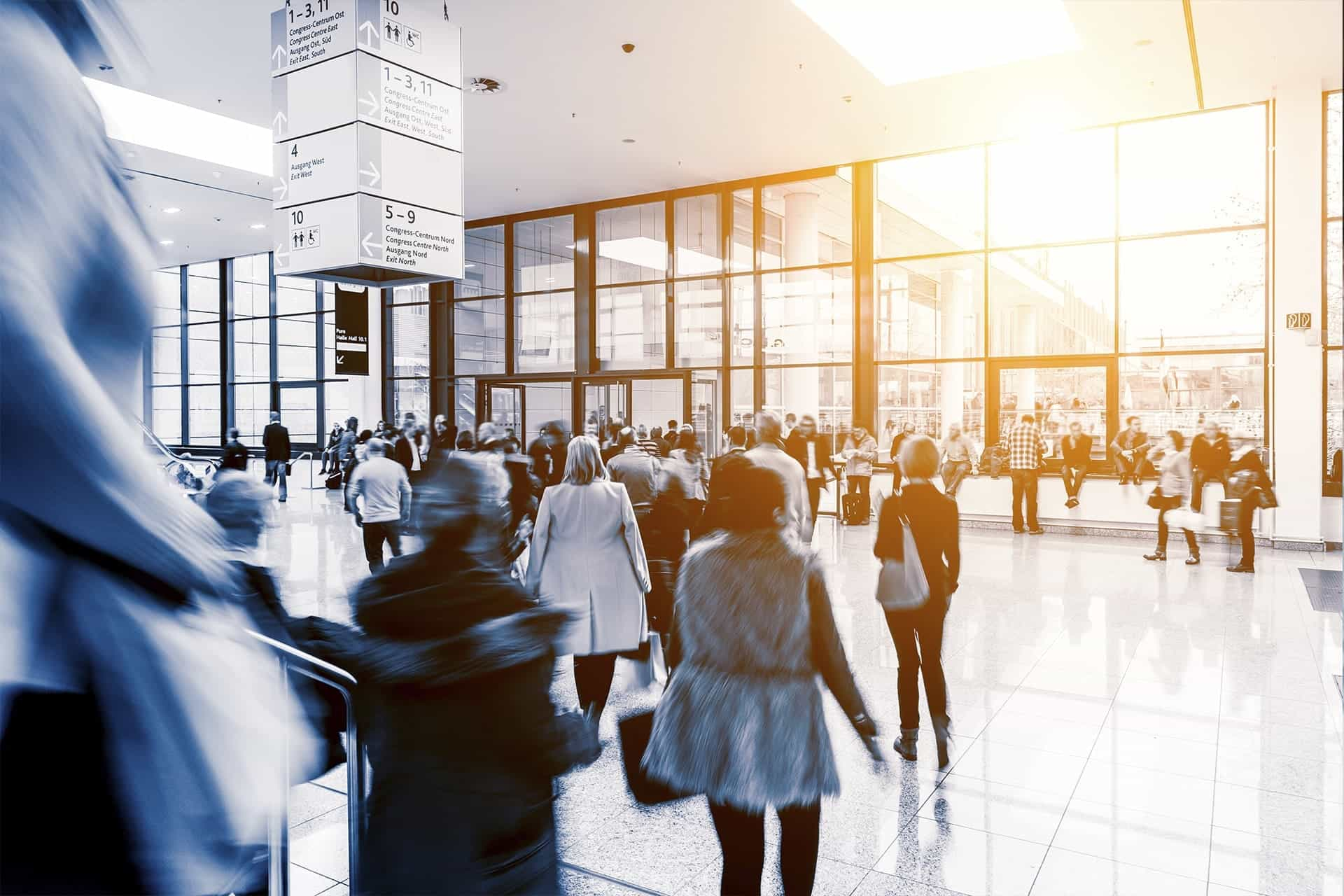 Making your trade show a success : Before the show
