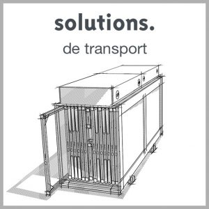 solutions de transport