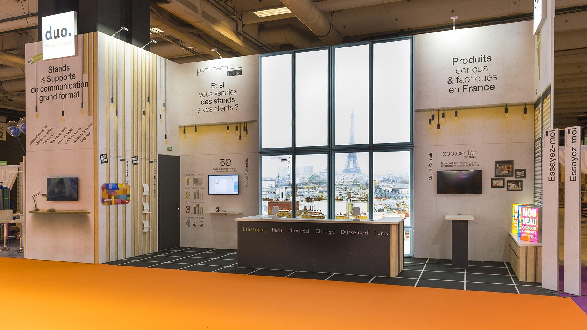 Modular booths