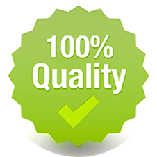 Quality control: 100% of stands are inspected by our experts