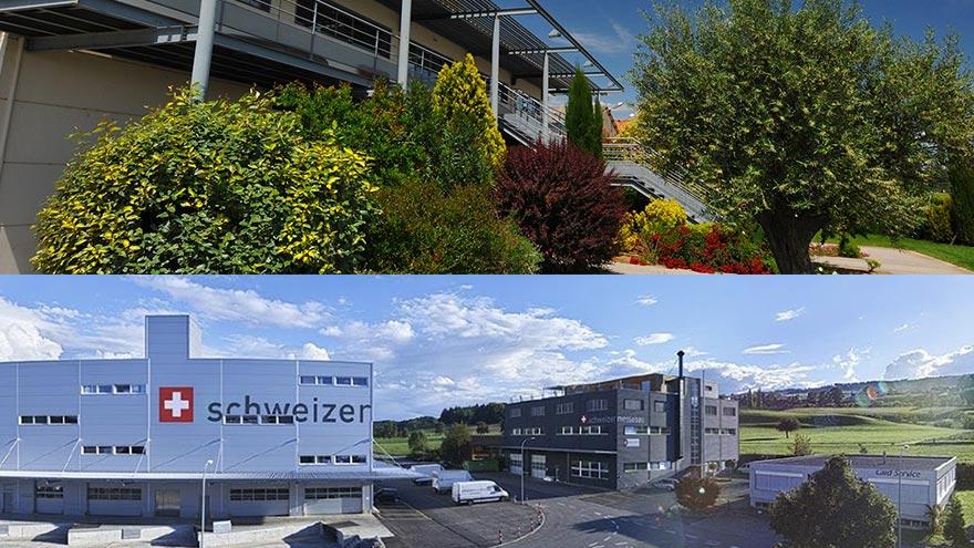 Partenariat entre Duo & Schweizermessebau