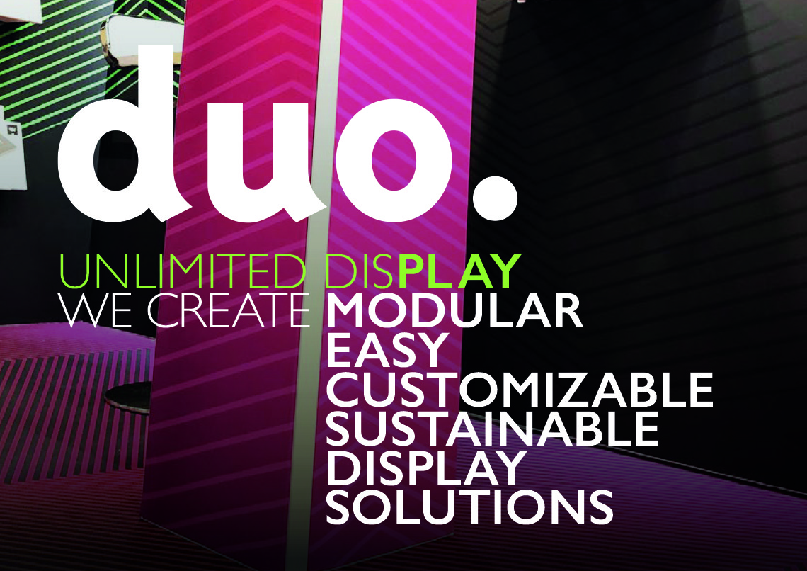 duo. unlimited display