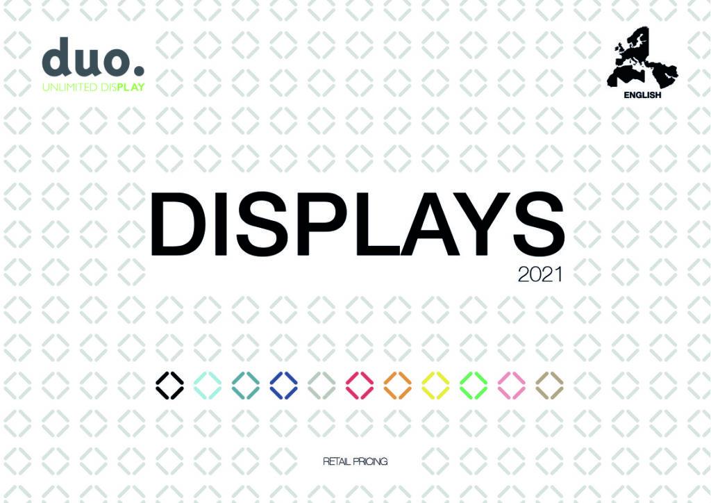 Displays Catalog