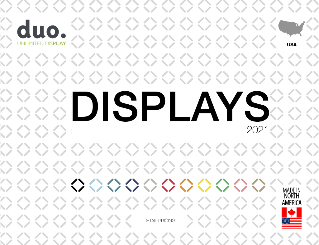 Displays Catalog