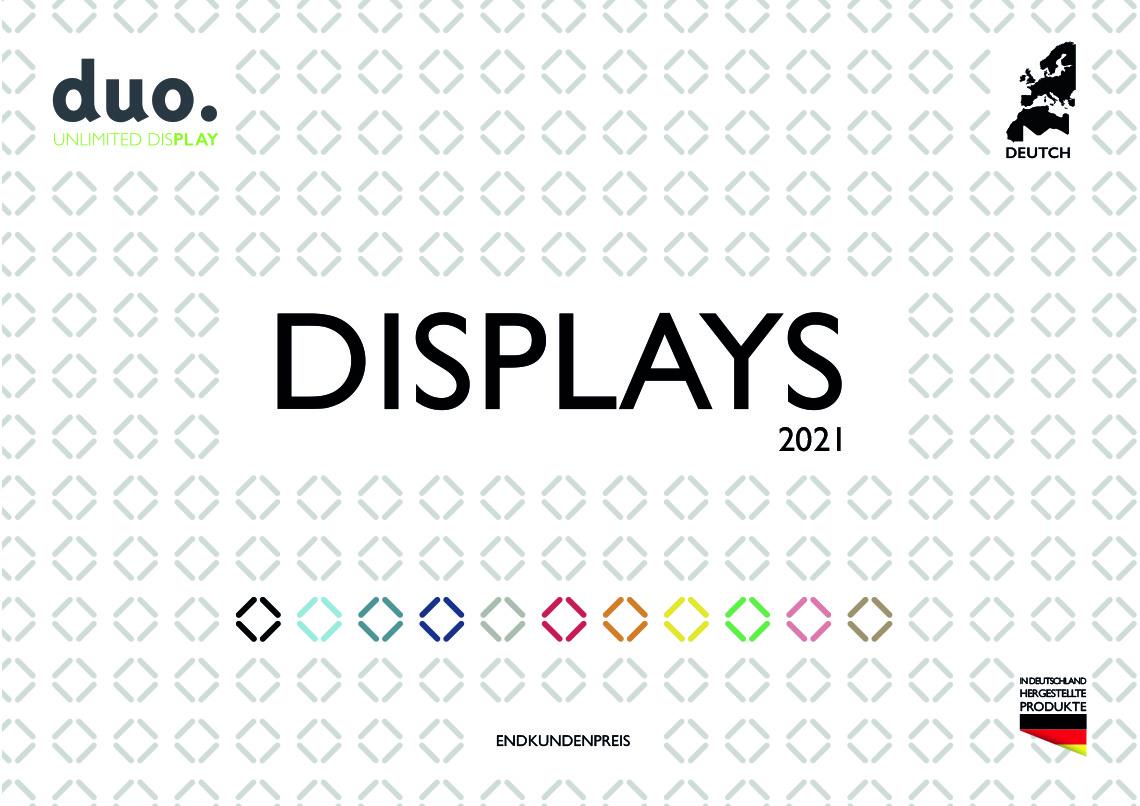 Displays Katalog
